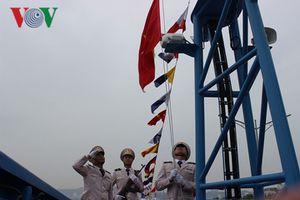 Hải quan Quảng Ninh được trang bị tàu tuần tra cao tốc hiện đại