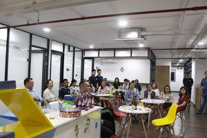 Trung tâm đào tạo Anh ngữ hàng đầu thế giới có mặt tại Việt Nam