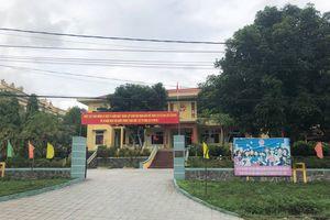 Đất đình làng bị phân lô bán nền, chủ tịch phường bị cách hết chức vụ