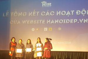 Tăng hiệu quả hoạt động của website hanoidep.vn