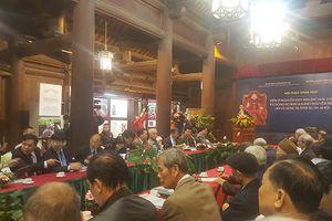 Hội thảo khoa học về Tiến sĩ Nguyễn Huy Nhuận và truyền thống khoa bảng dòng họ Nguyễn Huy