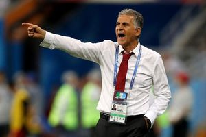 HLV Queiroz chia tay tuyển Iran sau Asian Cup 2019?