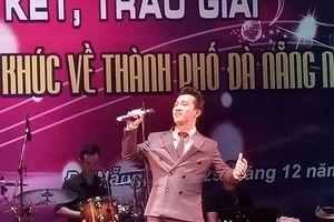 Trao giải Cuộc vận động sáng tác ca khúc về Đà Nẵng năm 2018