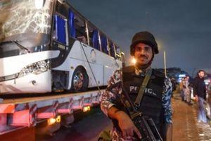 Chùm ảnh: Hiện trường vụ đánh bom xe du khách Việt ở Ai Cập