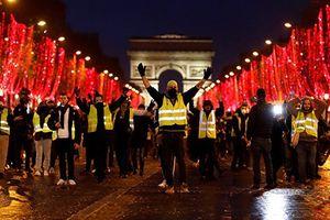 Phe Áo vàng ở Pháp sẽ biểu tình lớn đêm giao thừa