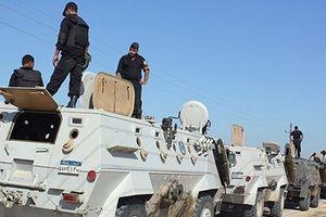 Ai Cập tuyên bố tiêu diệt 40 tên khủng bố sau vụ xe chở du khách Việt bị đánh bom