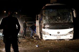 3 du khách Việt thiệt mạng trong vụ đánh bom xe buýt tại Ai Cập