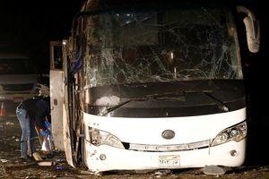 Toàn cảnh diễn biến vụ đánh bom xe chở du khách Việt Nam tại Ai Cập