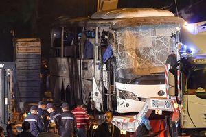 Saigontourist thông tin mới nhất vụ xe người Việt bị đánh bom ở Ai Cập