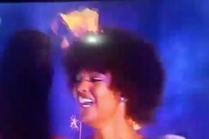 Sự cố hy hữu khi đăng quang của Hoa hậu châu Phi