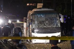 Đánh bom xe buýt ở Ai Cập, 3 người Việt thiệt mạng, 9 người bị thương