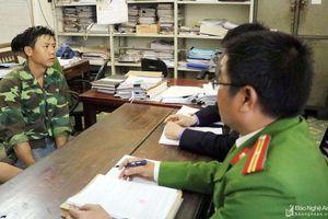 Người đàn ông ở Nghệ An trộm cưa xăng khai là để 'mua áo ấm cho con'