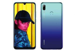 Huawei công bố smartphone P Smart 2019: màn hình giọt nước, vi xử lý Kirin 710