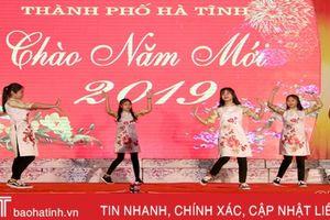 Đặc sắc chương trình nghệ thuật 'Chào năm mới 2019'