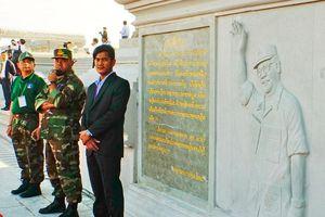 Campuchia khánh thành quần thể Tượng đài Thắng-Thắng ở Phnom Penh