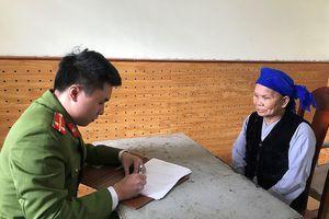 Khởi tố cụ bà 69 tuổi lừa tiền xin việc ở Lạng Sơn