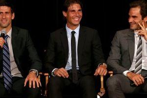 Nadal chỉ ra 8 cái tên thay thế Big 3 trong tương lai