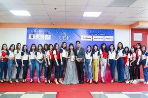Nữ sinh trường quốc tế tỏa sáng tại vòng sơ kết Miss UEF 2019