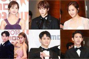 Kim So Hyun, Kang Daniel, Yuri cùng Seungri đổ bộ thảm đỏ 'MBC Entertainment Awards 2018'