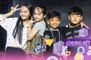 CLIP: Xuân Phương - Quỳnh Như - Minh Chiến - Anh Tuấn 'đã sẵn sàng bùng nổ tại chung kết Giọng hát Việt nhí'