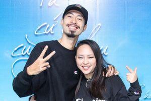 Thanh Bùi, raper Kimmese, Soobin Hoàng Sơn cùng đếm ngược đón 2019