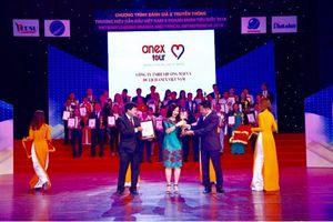 Hai doanh nghiệp đạt giải 'Thương hiệu dẫn đầu Việt Nam & Doanh nhân tiêu biểu 2018'