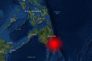 Trận động đất mạnh 6,9 độ Richter rung chuyển miền nam Philippines