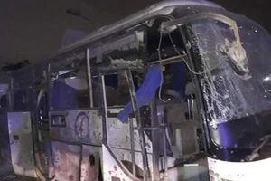 Quốc tế lên án vụ đánh bom xe Ai Cập khiến 3 người Việt thiệt mạng