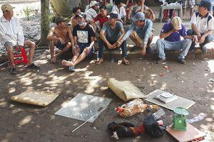 Liên tiếp triệt phá 2 tụ điểm đá gà ăn tiền tại Vĩnh Long