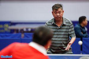 Phạm Kim Cương tiếp tục thống trị nội dung Đơn nam trên 45 tuổi