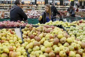 Nga mở rộng lệnh cấm nhập khẩu với nhiều hàng hóa Ukraine