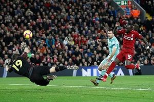 Liverpool hủy diệt Arsenal, lộ diện nhà vua mới Premier League