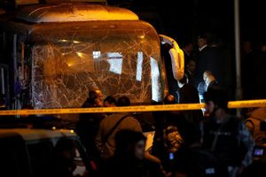 Cuộc gọi lúc nửa đêm của người thân nạn nhân vụ đánh bom ở Ai Cập
