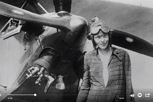 Vụ mất tích bí ẩn của nữ phi công lừng danh