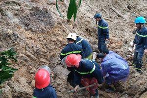 Vụ sạt lở núi, 3 người chết ở Khánh Hòa: Cả gia đình không kịp chạy