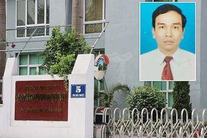 Bắt giam thêm 'sếp' Cục Đường thủy nội địa Việt Nam