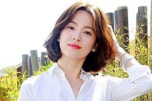 Những kiểu tóc trẻ trung và 'hút hồn' của Song Hye Kyo