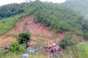 Khánh Hòa: 3 người trong một gia đình tử vong vì sạt lở núi