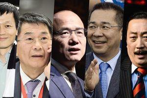 5 tỷ phú châu Á sở hữu câu lạc bộ bóng đá đẳng cấp châu Âu