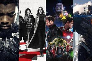 'Chiến binh Báo Đen', 'Người Nhện: Vũ trụ mới' là những phim hay nhất năm