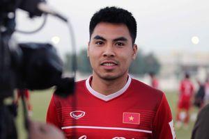 'Tiền vệ không phổi' Đức Huy hé lộ cách... giải quyết hậu quả ở tuyển Việt Nam