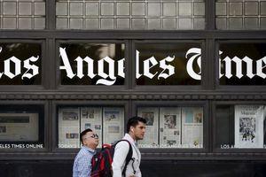 Hàng loạt tờ báo ở Mỹ bị tấn công mạng
