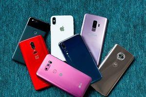 Thị trường smartphone 2018: Thành công và thất bại!