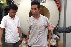 PVMTC điều trị cấp cứu giúp ngư dân thoát khỏi cuộc đời xe lăn