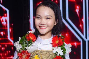 Hà Quỳnh Như đăng quang Giọng hát Việt nhí 2018