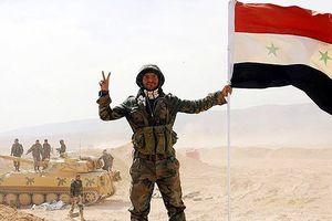 Quân đội Syria 'hớn hở' giành kiểm soát các khu vực Mỹ để lại