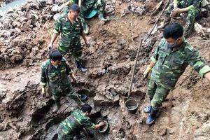 Phát hiện 550 quả bom bi ngay trong thành phố Hải Dương