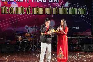 Ca khúc 'Đà Nẵng của tôi' giành giải nhất cuộc thi viết về Đà Nẵng