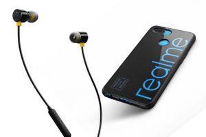 Lộ diện thông số Realme A1 với màn hình giọt nước, MediaTek Helio P70