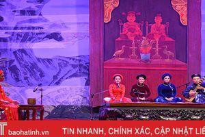 Dấu ấn từ những sự kiện văn hóa nổi bật ở Hà Tĩnh